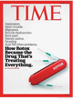 Time Magazine Artikel