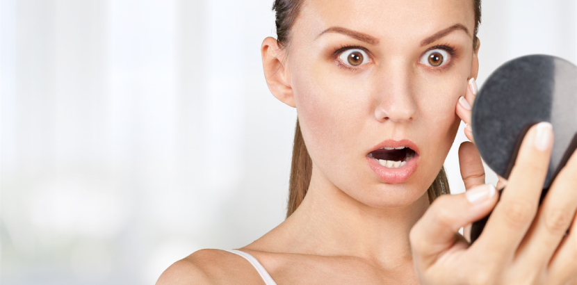 Hautprobleme: Rechtzeitig Akne behandeln!