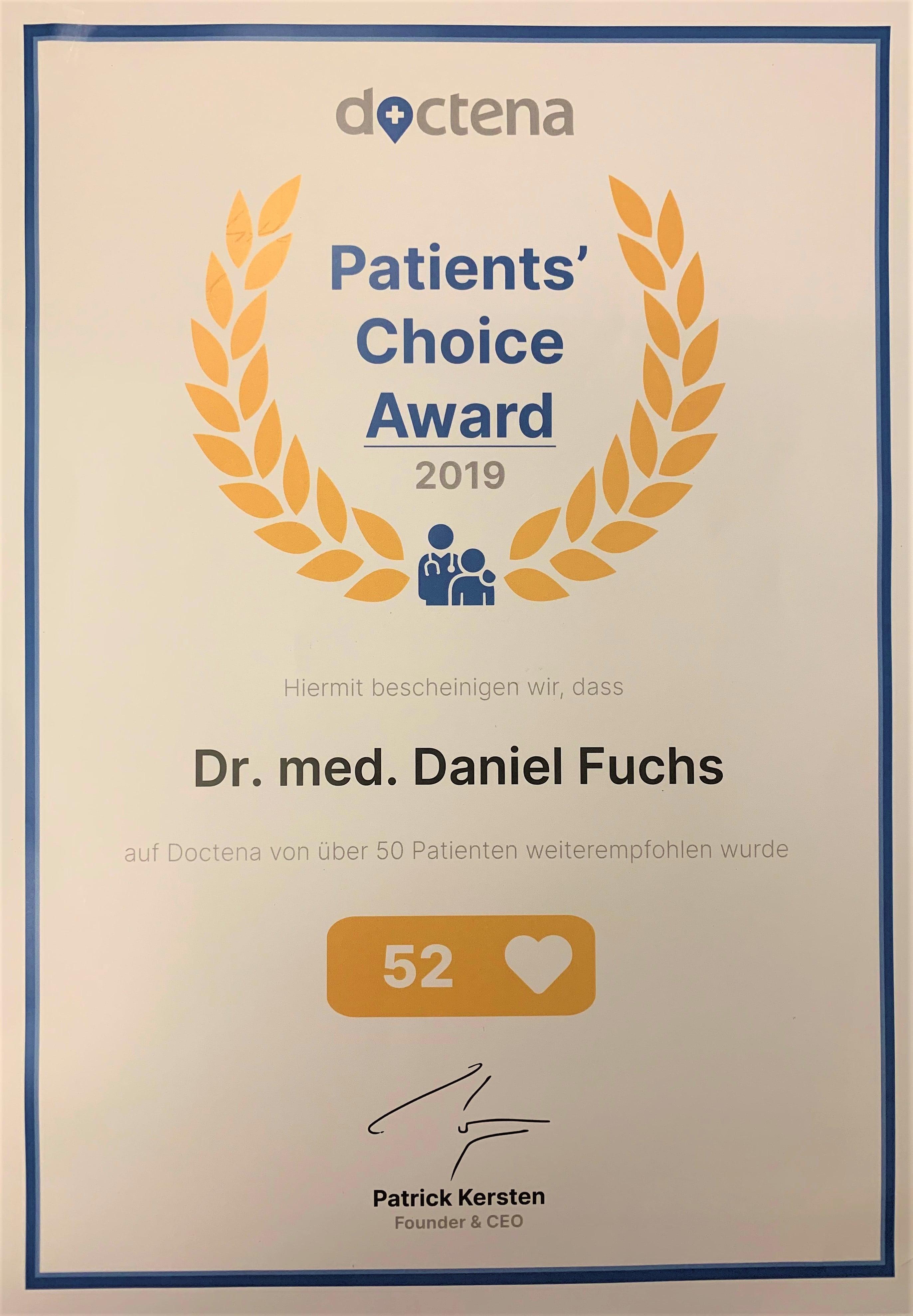 Hautdoktor Award