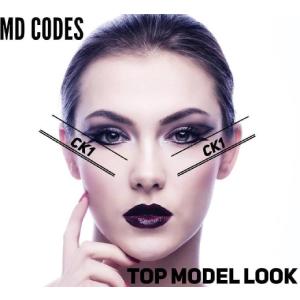 CK1 (cheekbone 1) to create a Top-Model Look