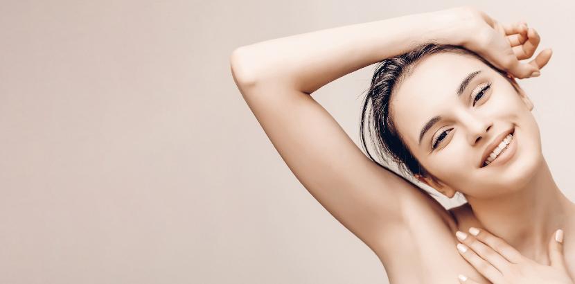 An welchen Stellen ist eine dauerhafte Haarentfernung mit IPL möglich?